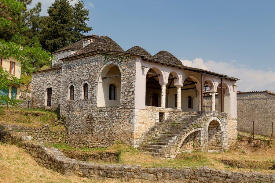 Bibliothèque ottomane sur le site de la forteresse byzantine, Ioannina. (© Lefteris Papaulakis))