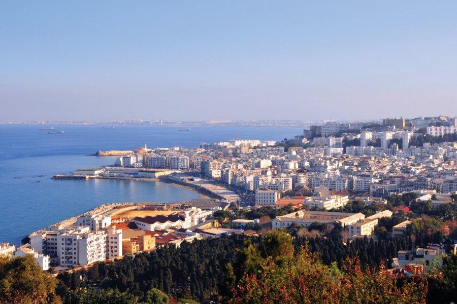 Vue d'Alger depuis la basilique Notre-Dame d'Afrique. (© Mtcurado - iStockphoto.com))