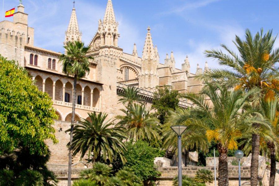 Le centre historique de La Palma peut se visiter en calèche. (© Lunamarina - Fotolia))