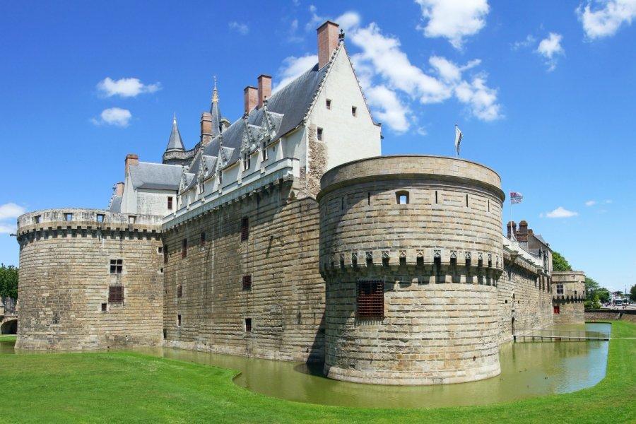 Le château des ducs de Bretagne (© Photlook - Fotolia))