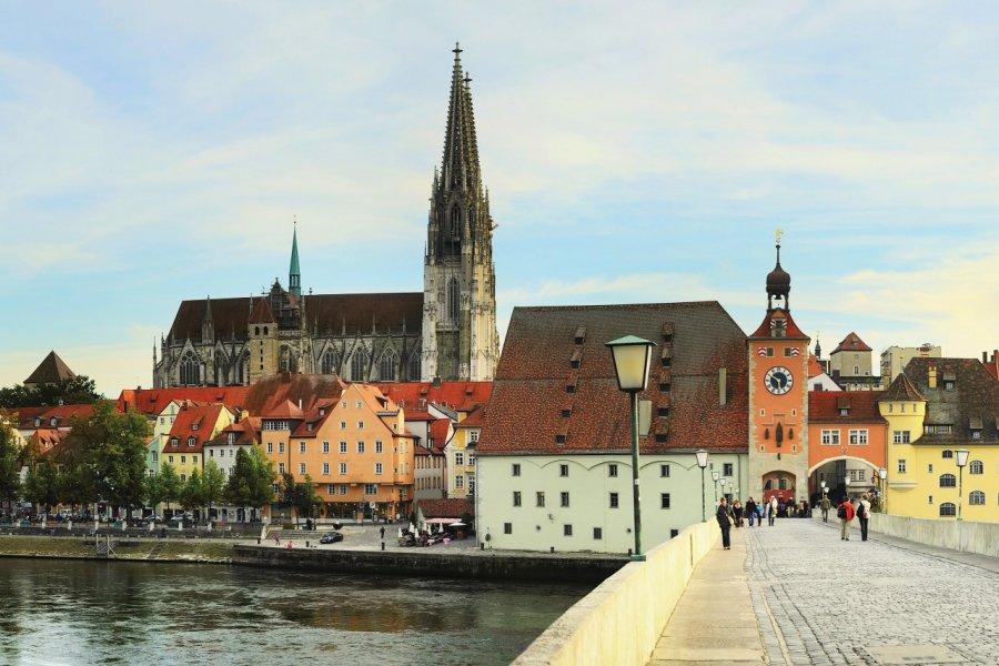 Regensburg. (© Joyt - iStockphoto))