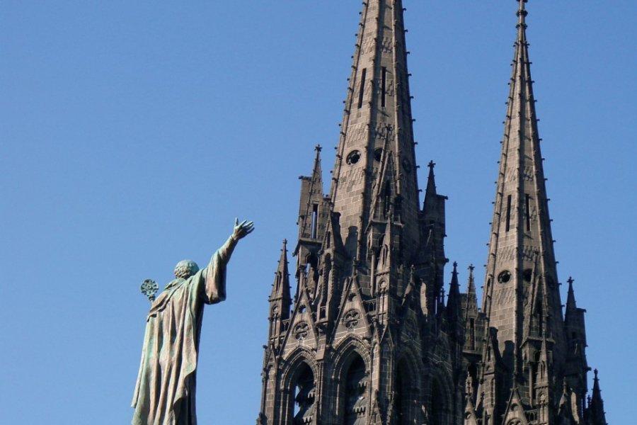 La cathédrale Notre-Dame-de-l'Assomption (© BERNARD 63 - FOTOLIA))