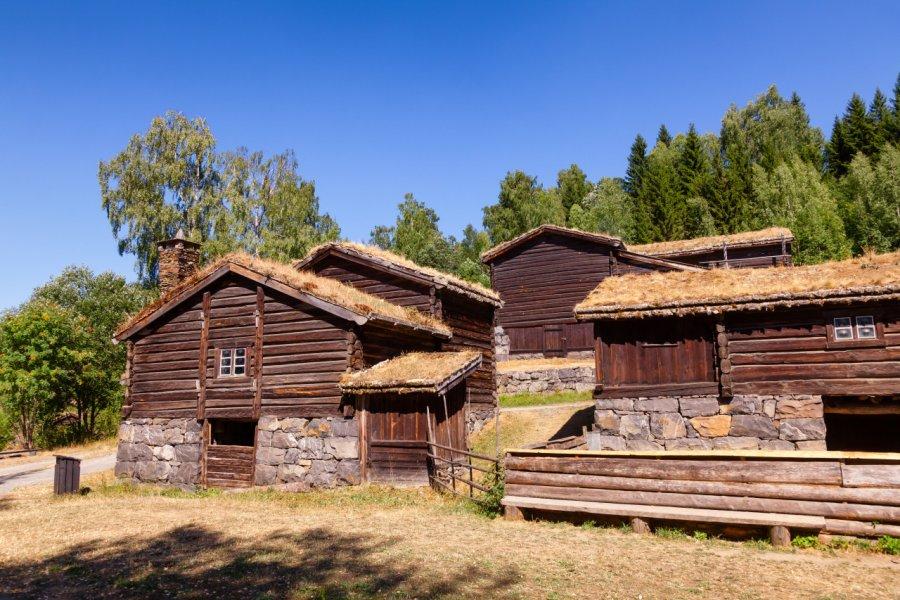 Musée de plein air de Maihaugen à Lillehammer. (© Dmitry Naumov - Shutterstock.com))