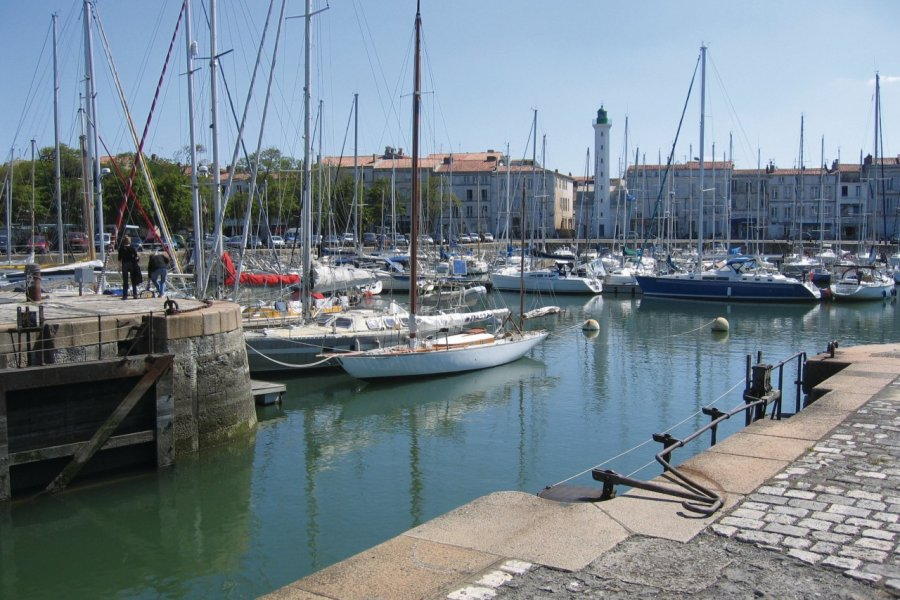 Le vieux port de La Rochelle (© CMT171 - B. DESMIER))