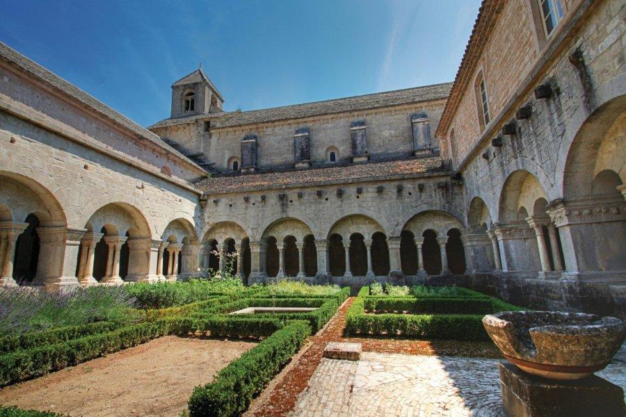 Abbaye de Senanque (© Phil_Good - Fotolia))