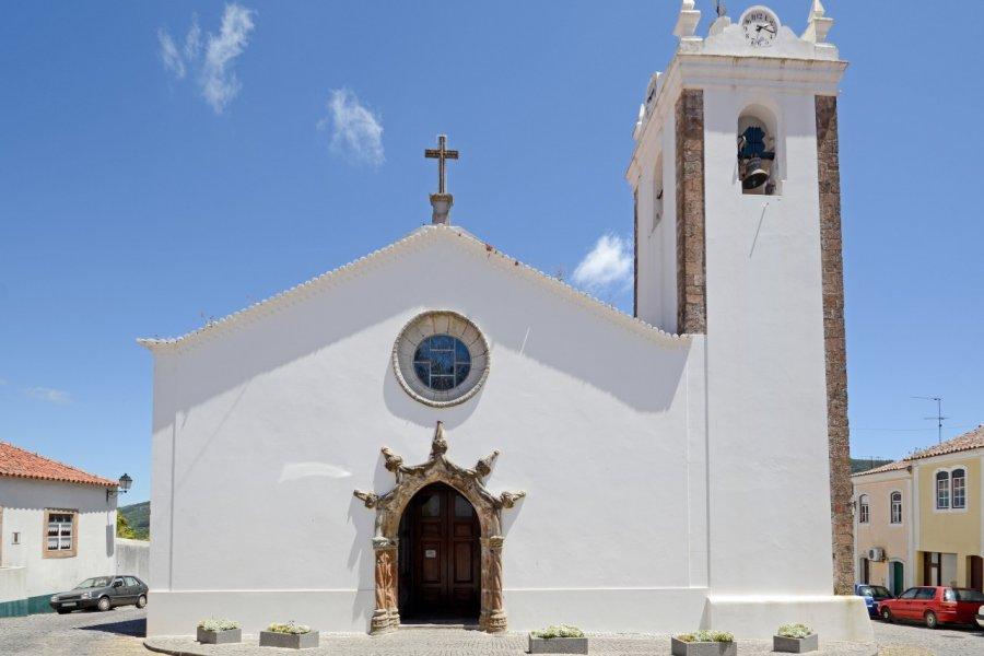 Église Matriz à Monchique. (© ah_fotobox - Shutterstock.com))