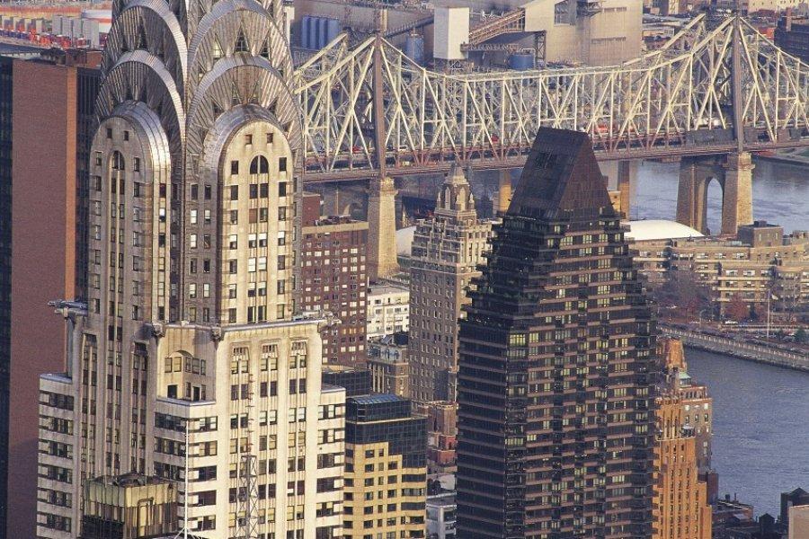 Le Chrysler Building à New-York. (© Tom Pepeira - Iconotec))