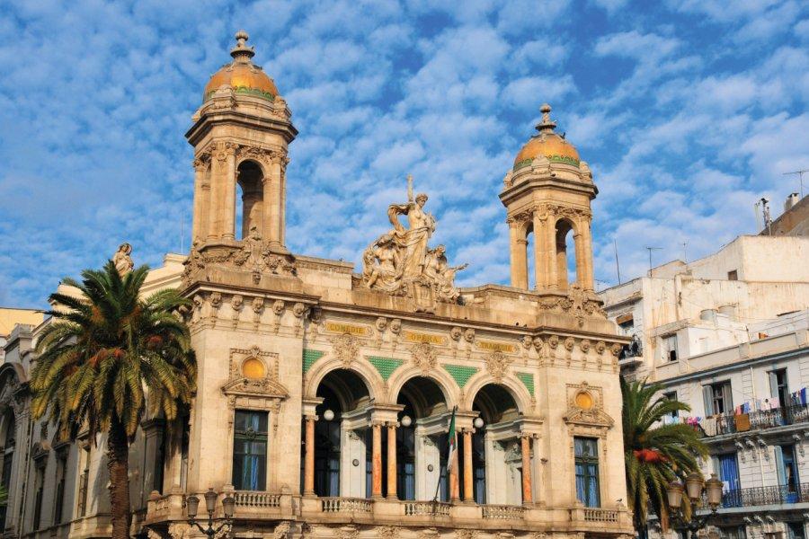 Opéra d'Oran. (© mtcurado))