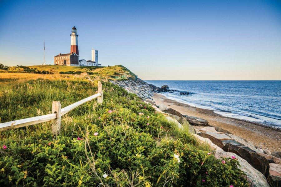 Phare de Montauk, Long Island. (© Alex Potemkin))