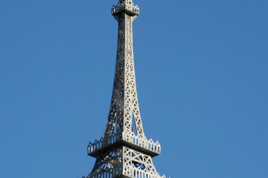 Tour Eiffel de Mamers. (© Office du Tourisme de Mamers et du Saosnois))