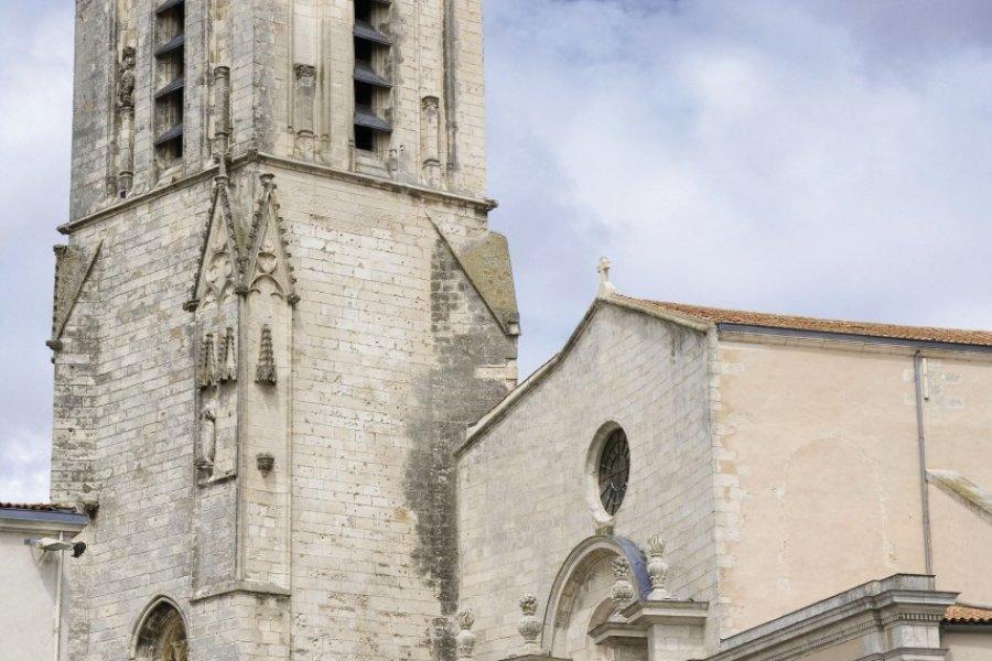 L'église Saint-Sauveur (© JONATHAN - Fotolia))