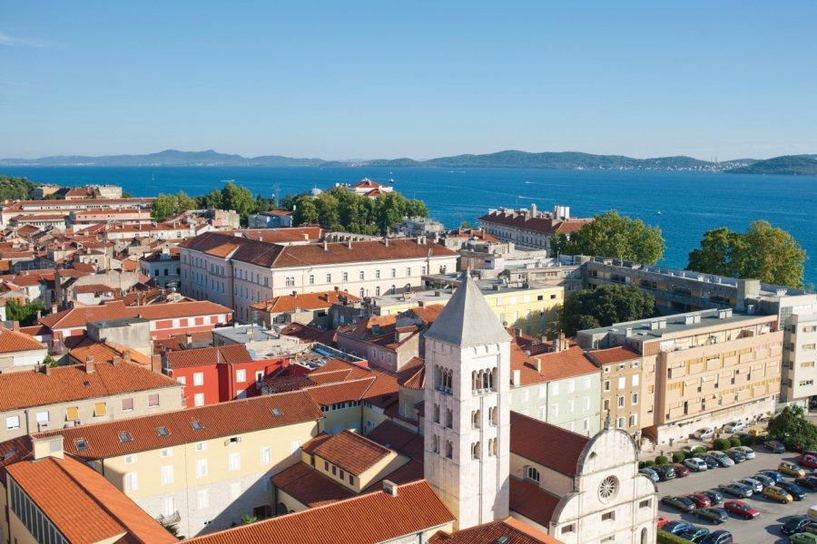Vieille ville de Zadar. (© Airportrait))