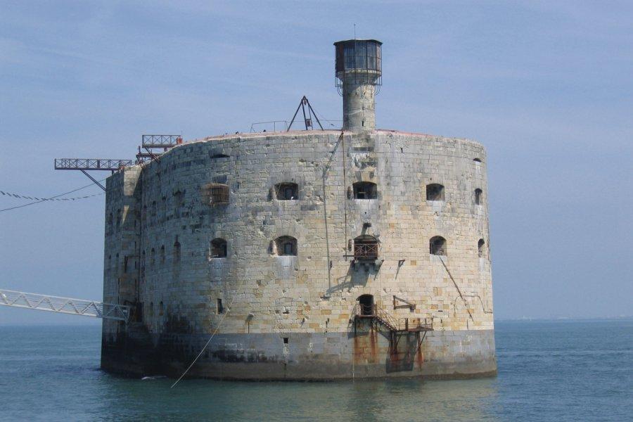 Fort Boyard (© CMT17 - B. DESMIER))