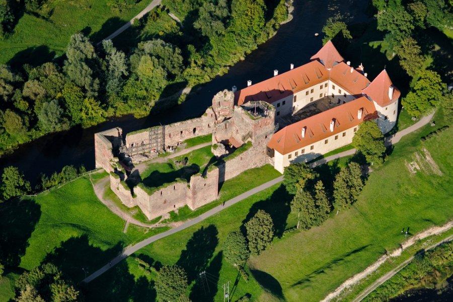 Le château de Bauska. (© Miks Mihails Ignats - Shutterstock.com))