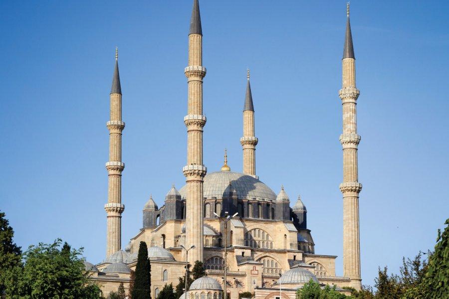 Mosquée Selimiye à Edirne. (© FGorgun))