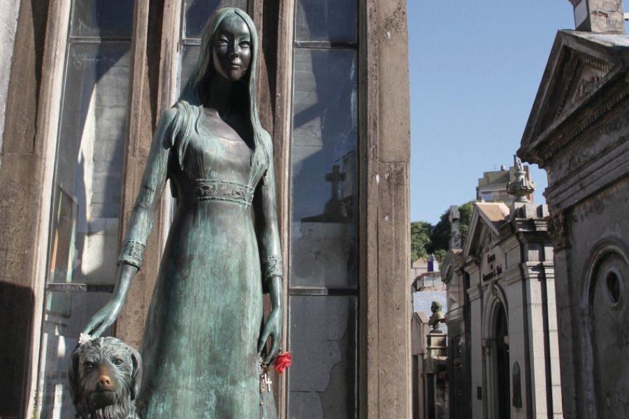 Cementerio de la Recoleta (© Stéphan SZEREMETA))