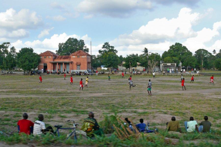 Match de football, Quelimane. (© svetlana485 - Fotolia))