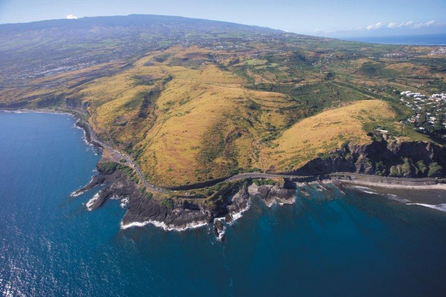 Survol du Cap La Houssaye. (© Author's Image))