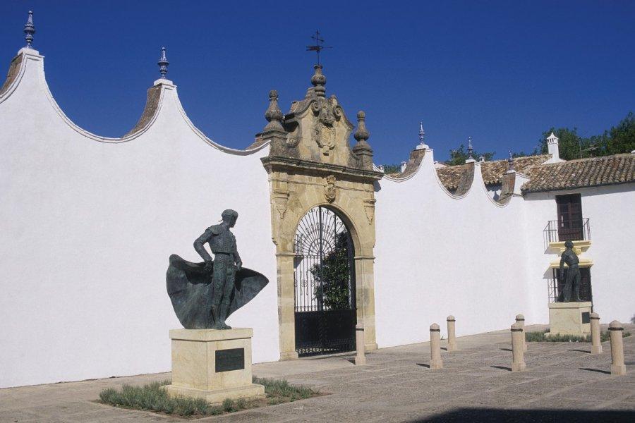 Plaza de Toros. (© Alamer - Iconotec))