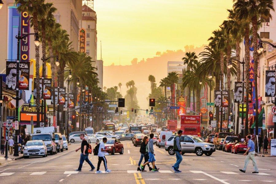 Hollywood Boulevard. (© SeanPavonePhoto))