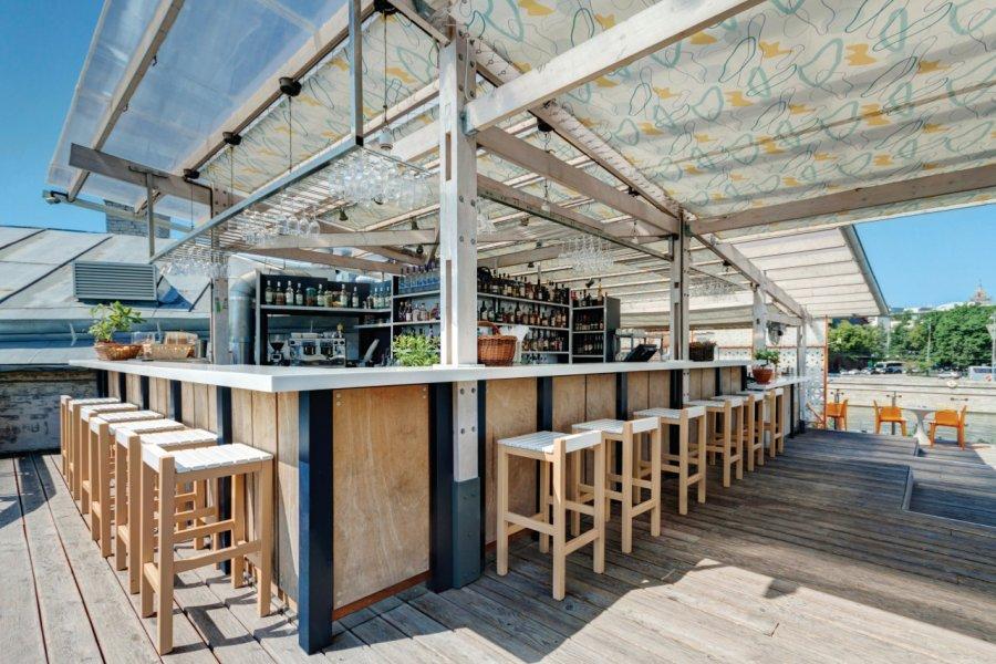 Bar Strelka. (© BAR STRELKA))
