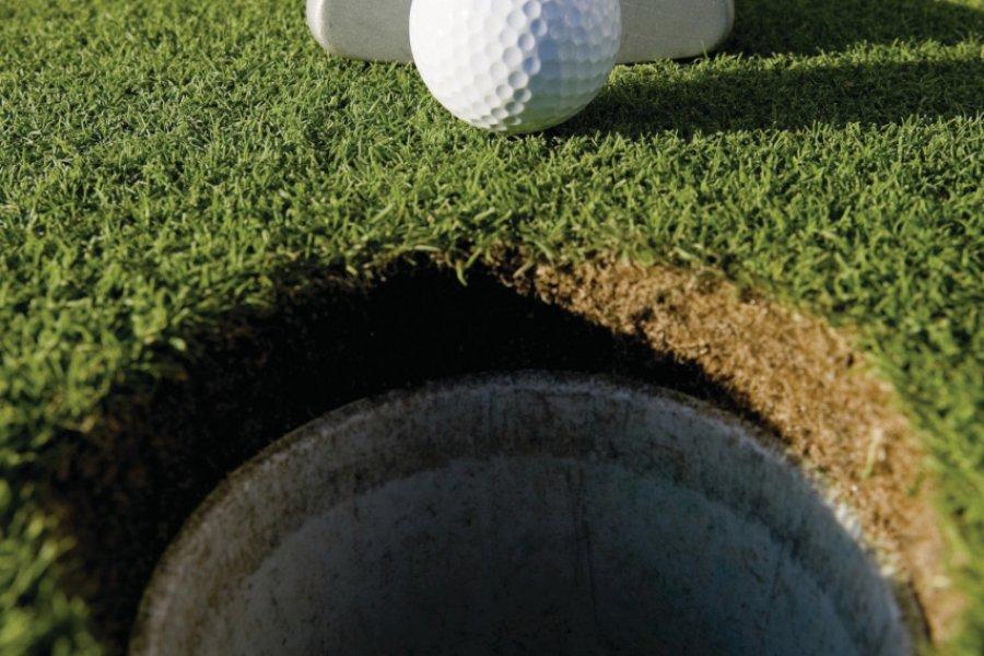 Golf (© Michael FLIPPO - Fotolia))