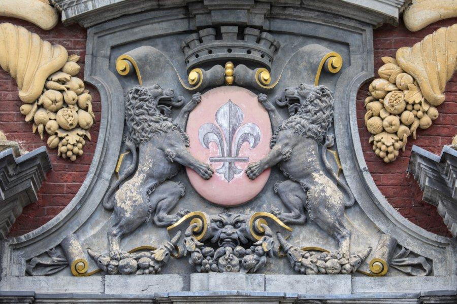 Armoiries de la ville de Lille. (© chrisdorney - Fotolia))
