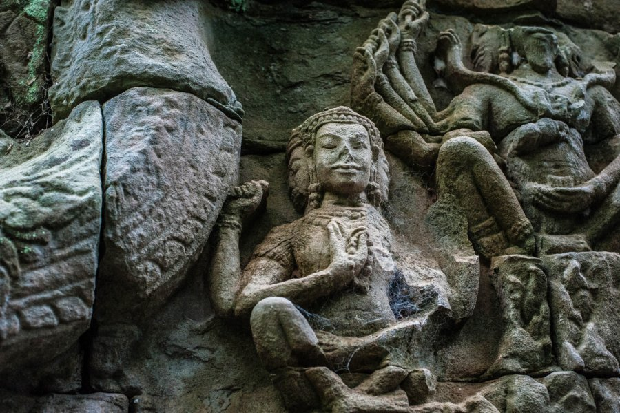 Temple Bantey Chmar. (© sahabhap - Shutterstock.com))