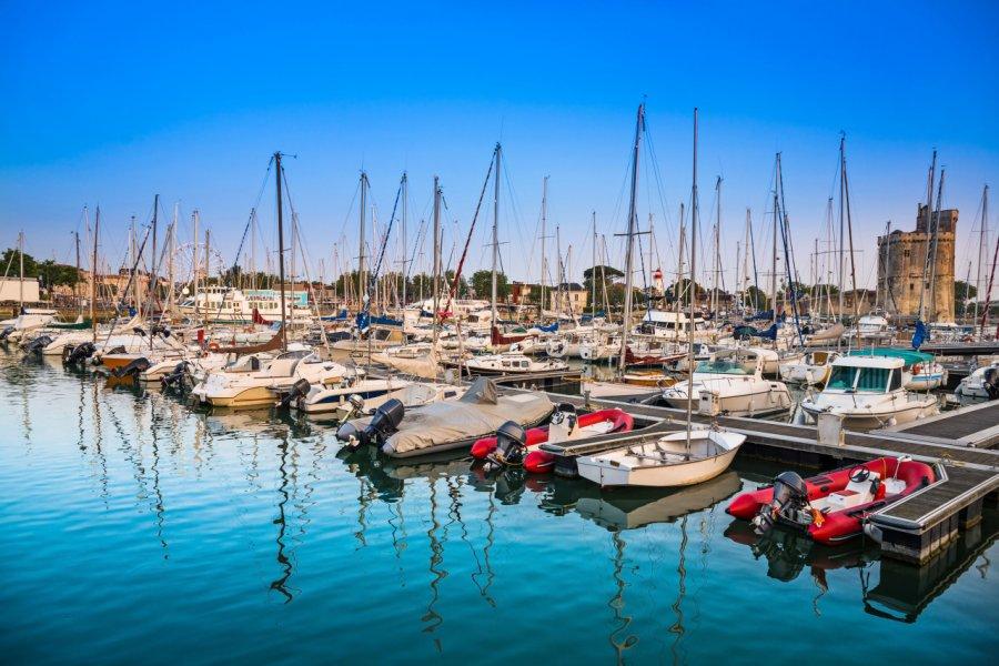 Port de La Rochelle. (© Alexander Demyanenko / Adobe Stock))