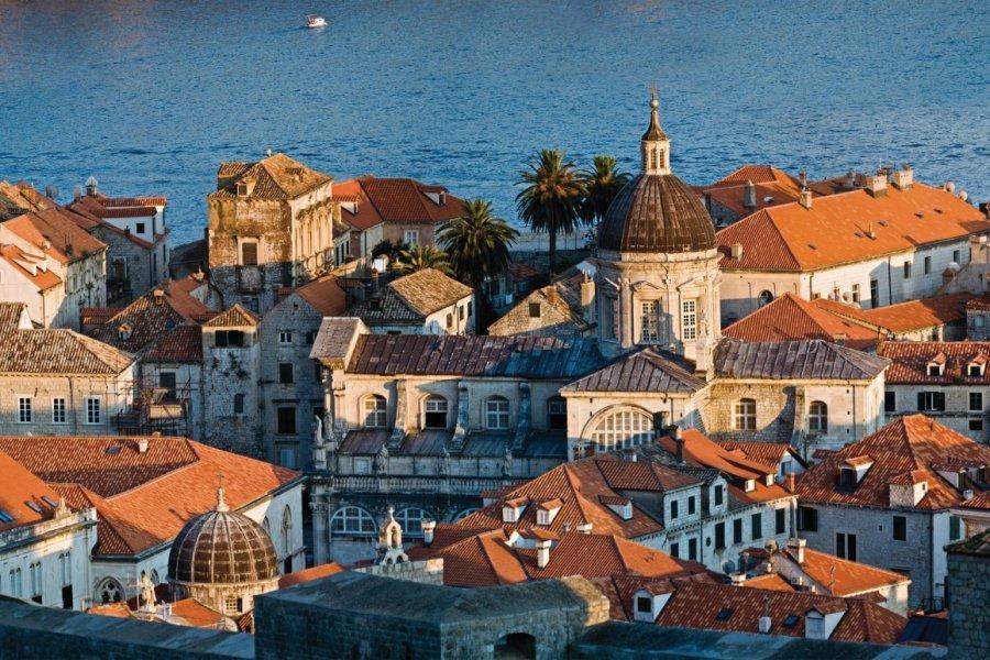 Vieille ville de Dubrovnik. (© Dario Bajurin - Fotolia))