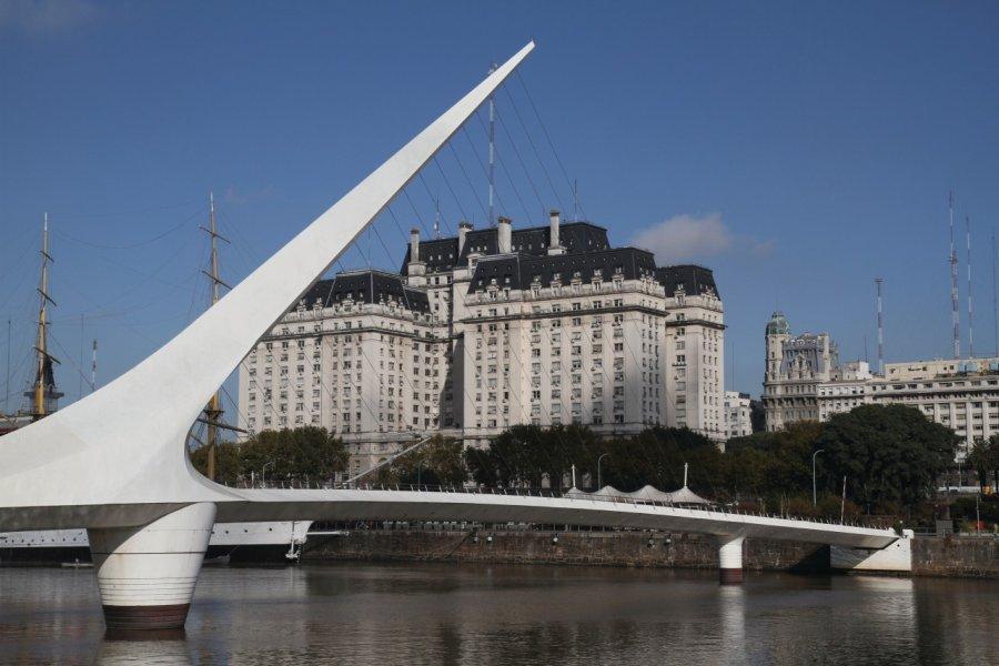 Puente de la Mujer (© Stéphan SZEREMETA))