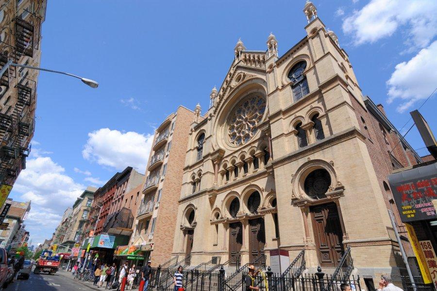 Eldridge Street Synagogue. (© Sean Pavone - Shutterstock.com))