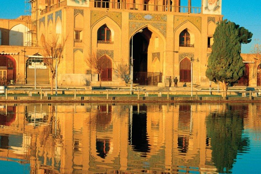 Palais d'Ali Qapu. (© Hugo Canabi))