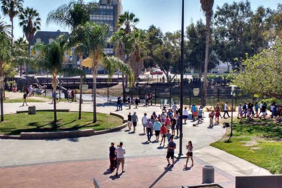 Visite de LA Brea Tar Pits & Museum. (© Alex Millauer - Shutterstock.com))