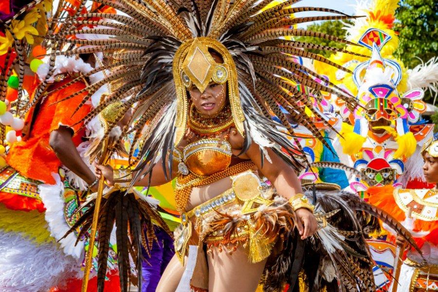 Danses traditionnelles Nassau. (© jo Crebbin - Shutterstock.com))