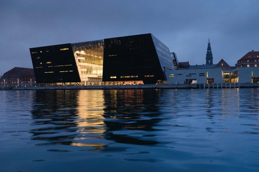 Le Diamant noir. (© Royal Danish Library))