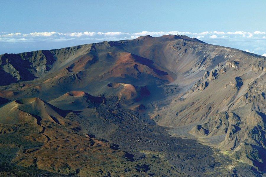 Haleakala National Park. (© Hawaii Tourism Authority (HTA) / Ron Garnett))