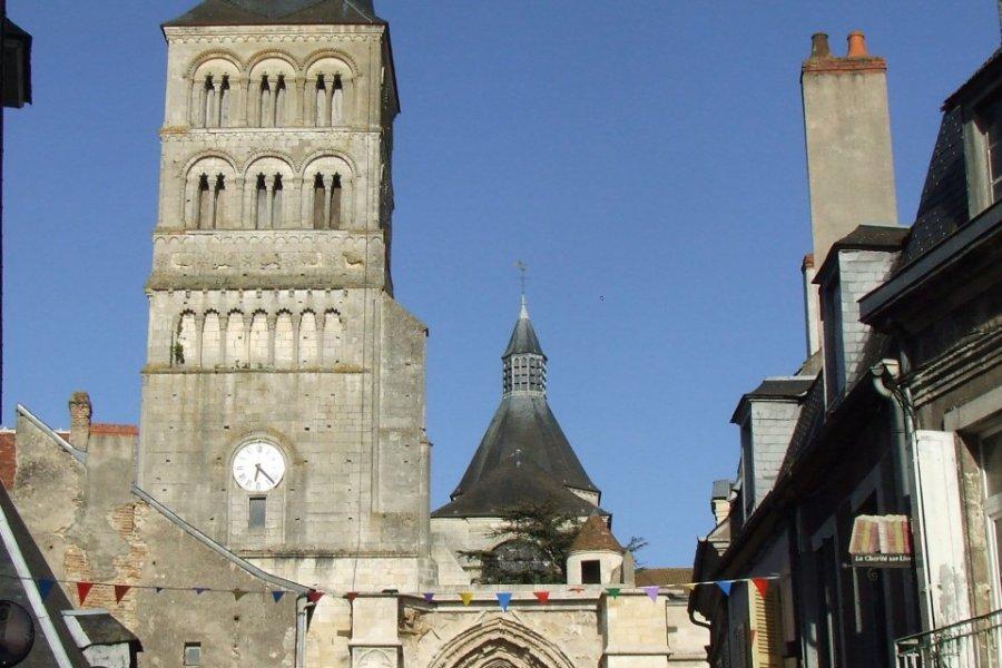 L'église prieuriale Notre-Dame de la Charité. (© Laëtitia STEIMETZ))