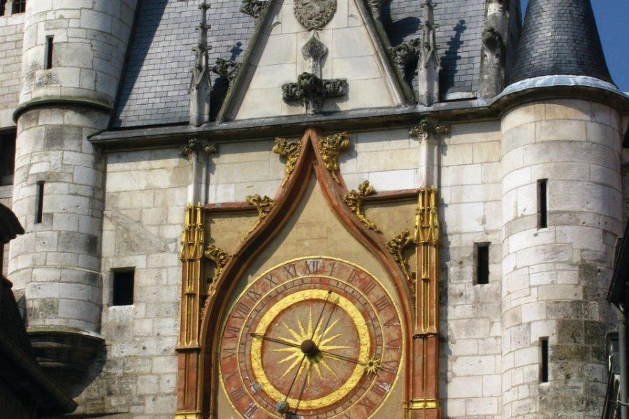 Tour de l'Horloge d'Auxerre (© Claude NISSENS - Fotolia))