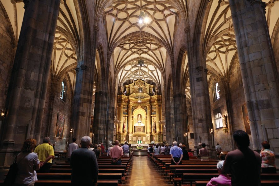 Basilique de Begoña. (© Philippe GUERSAN - Author's Image))