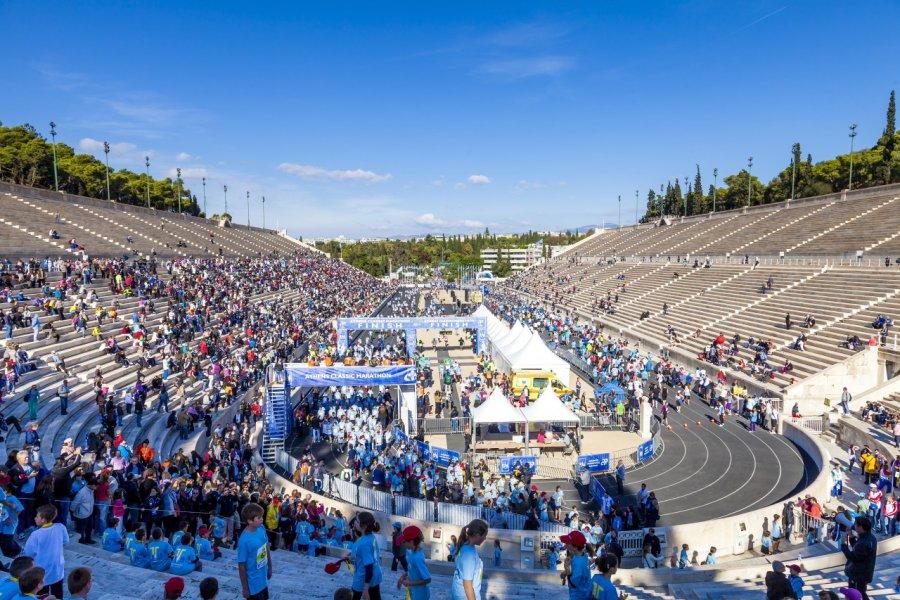 Marathon d'Athènes. (© Anastasios71 - Shutterstock.com))