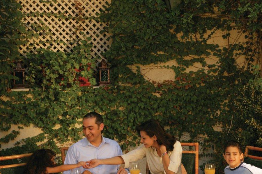 Restaurant à Amman. (© Visit Jordan))
