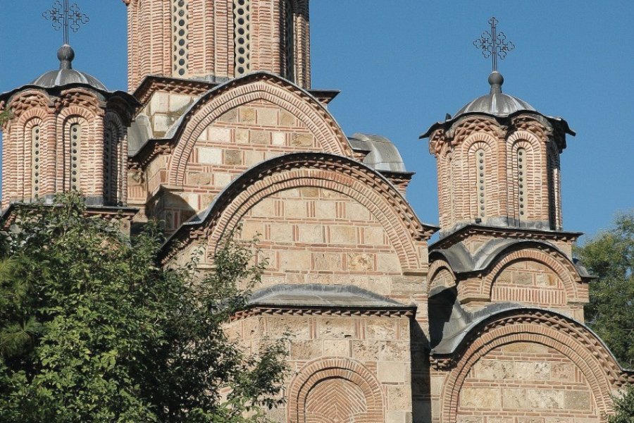 Monastère de Gračanica. (© Filipako - Fotolia))