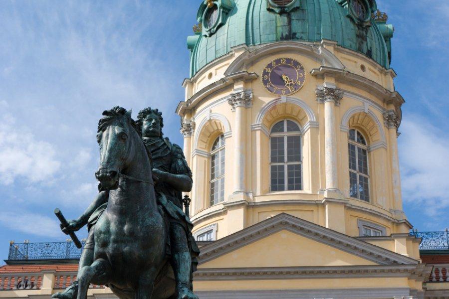 Château de Charlottenburg. (© Sergey Kohl - Shutterstock.com))