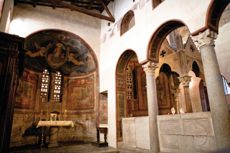 Santa Maria in Cosmedin. (© Philippe GUERSAN - Author's Image))