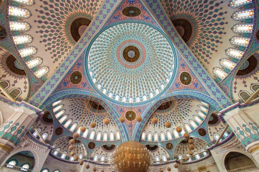 Dôme de la mosquée Kocatepe. (© Guvendemir - iStockphoto))