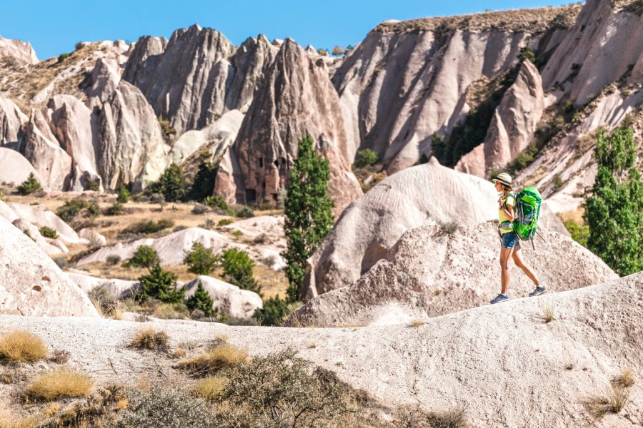 Randonnée en Cappadoce. (© frantic00 - Shutterstock.com))