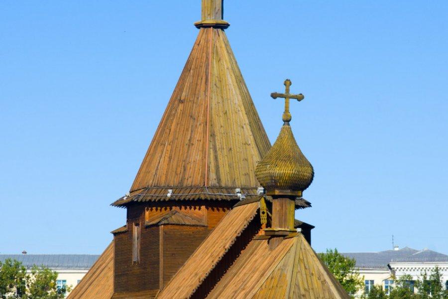 Eglise de Saint Alexandre, Vitebsk. (© VladimirSorokin))