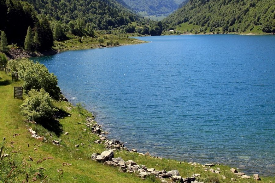 Lac d'Artouste. (© Jose Lledo - Shutterstock.com))
