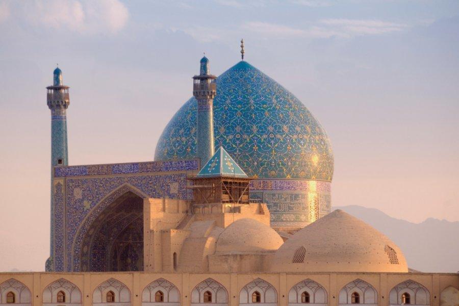 Grande Mosquée de l'imam. (© tunart))